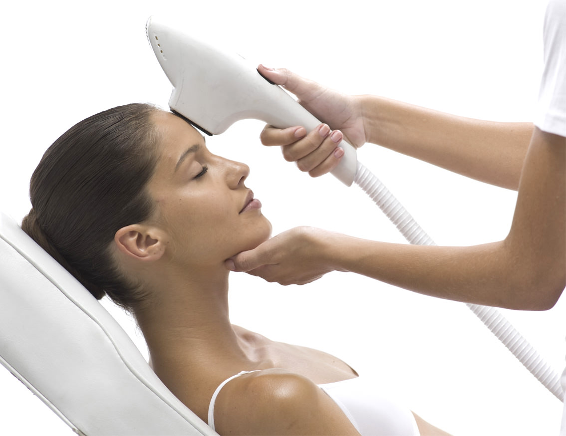 Photofacial with Intense Pulsed Light (IPL)